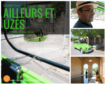 guided tours uzes