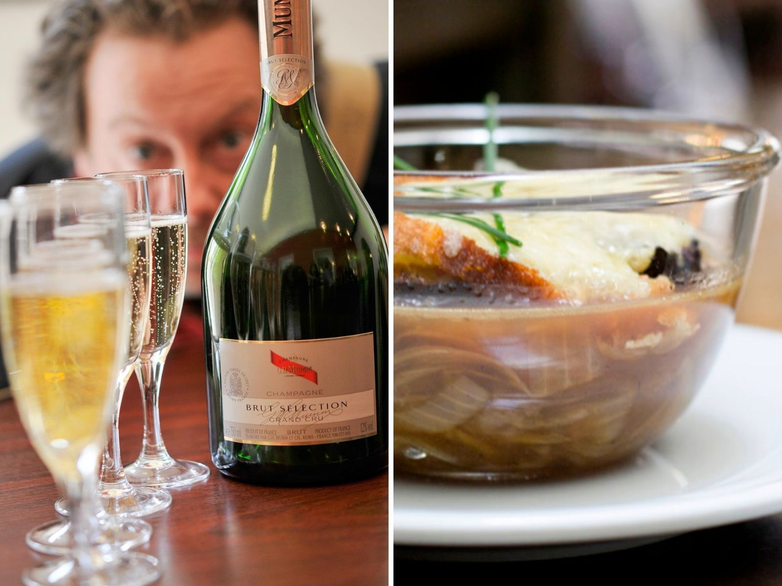 French culinary holiday in Paris