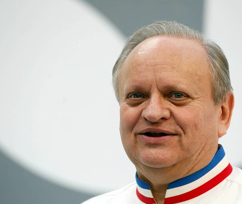 FILE PHOTO: French Chef Joel Robuchon attends the opening of the Taste Festival at the Grand Palais in Paris, France, May  21, 2015.  Picture taken May 21, 2015.   REUTERS/Charles Platiau/File Photo