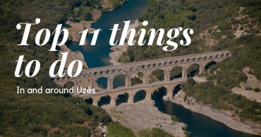Top 11 things to do in uzes