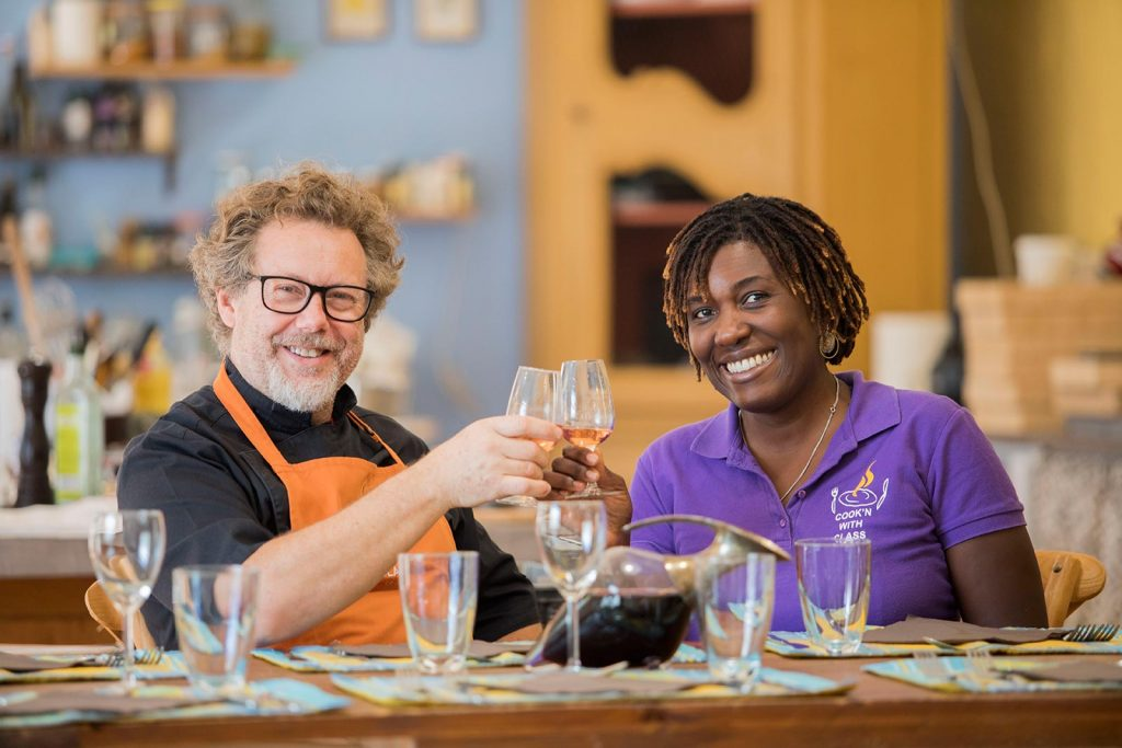 French cooking classes uzes