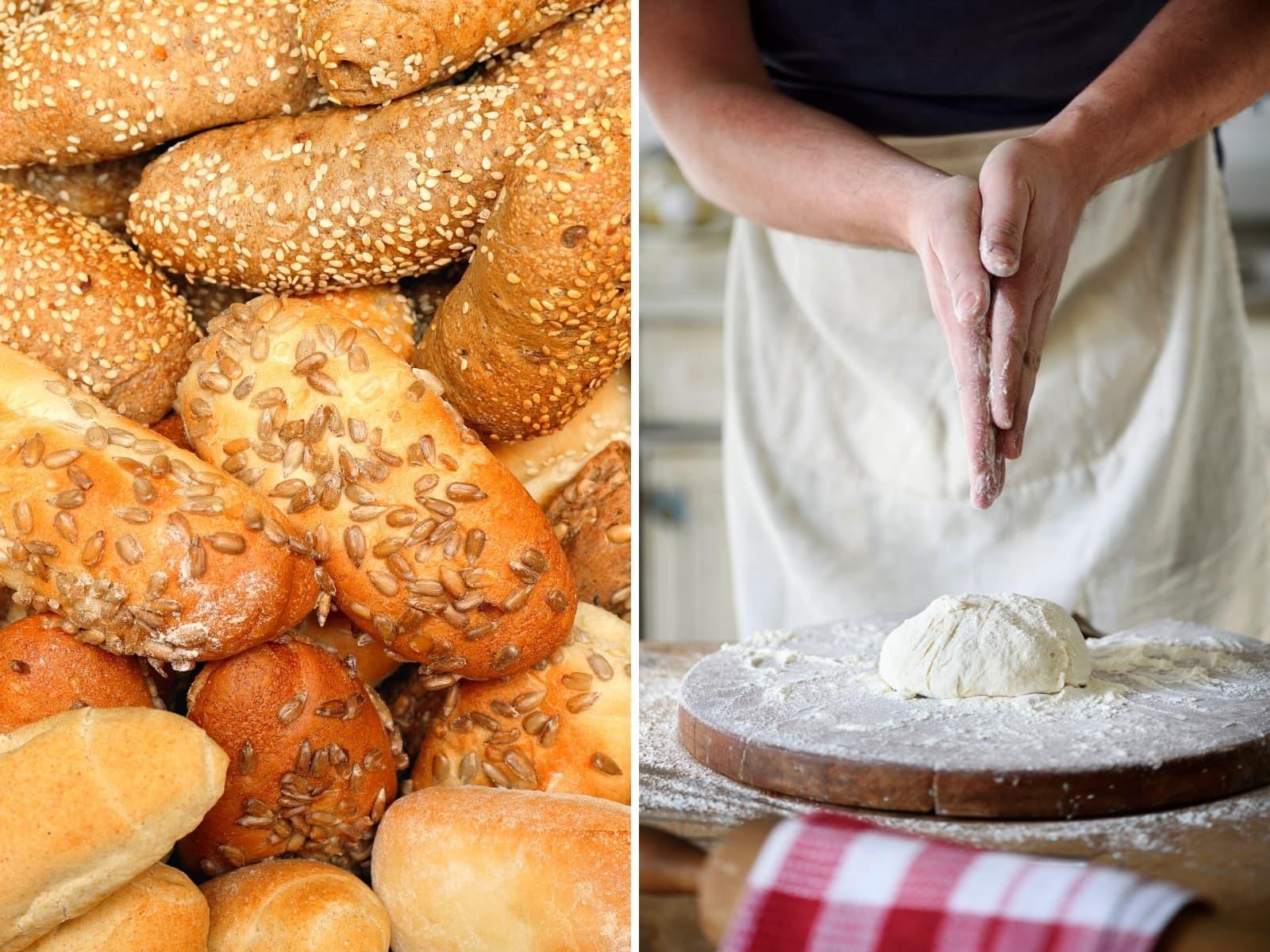 Learn to bake bread online