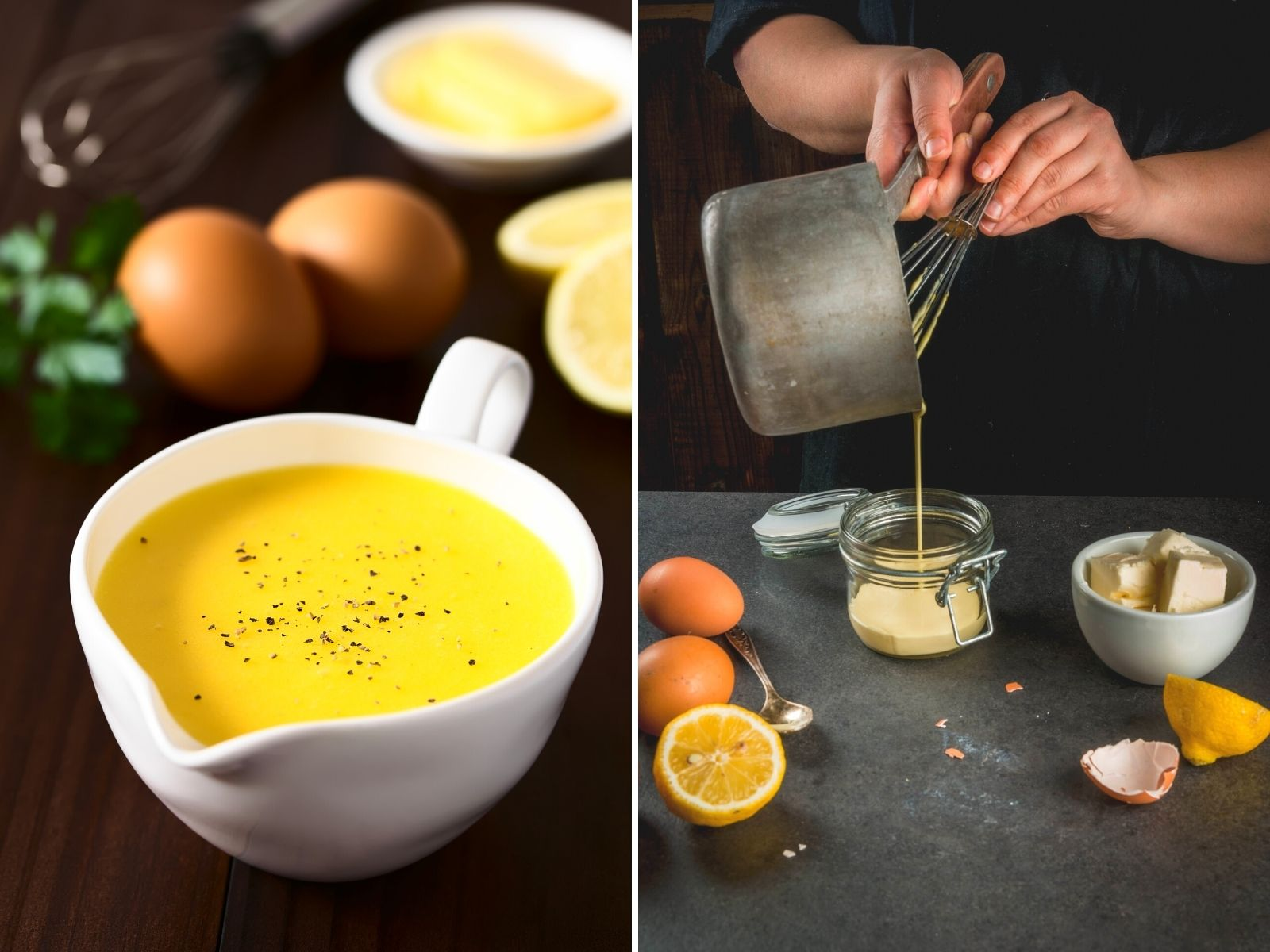Learn French Mother Sauces